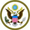 Эмблема Консульства США