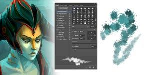 Курс рисование на планшете: пример задания