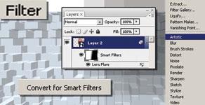 Практическая работа Smart объекты