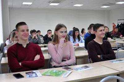 ВИШ на Молодежном карьерном форуме 2020