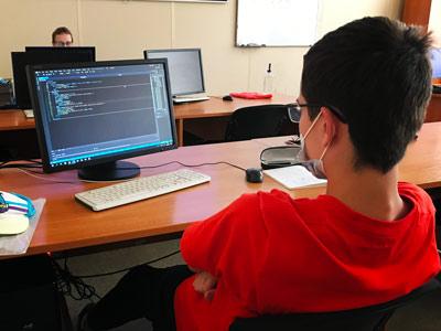 Лето 2020 в Академии информатики для школьников