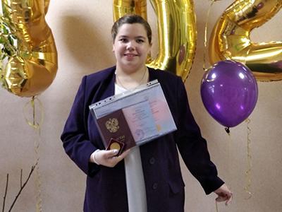 Выпускница АИШ сдала ЕГЭ по информатике на 88 балов и поступила в Политех