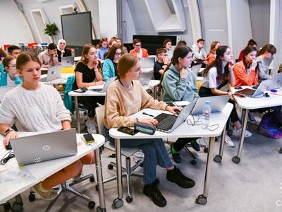 Преподаватель ВИШ в образовательном центре «Сириус»