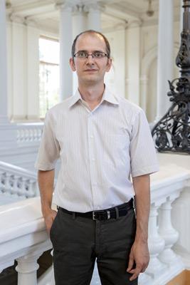 Константин Туральчук стал победителем в конкурсе «Лучший преподаватель глазами студентов»