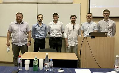 Защиты выпускных работ по программам профпереподготовки лето 2021