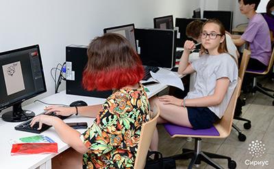 Преподаватель ВИШ провела воркшоп в детском образовательном центре «Сириус» в Сочи